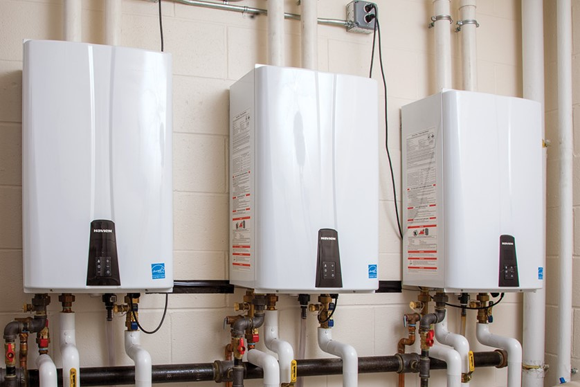 Residential Water Heater Installation